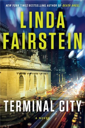 Terminal City Alexandra Cooper Novel product image