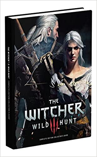 Witcher art pdf book 3 the