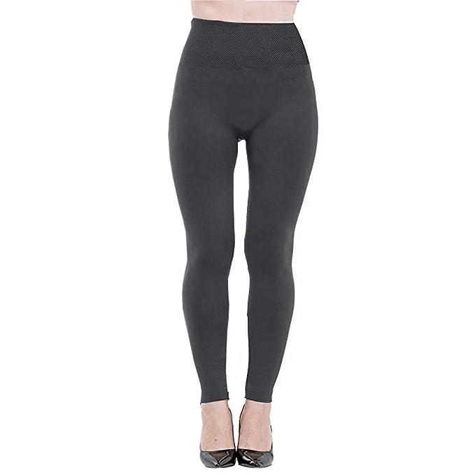 FAMILIZO Pantalones Mujer Cintura Alta Tallas Grandes Verano ...