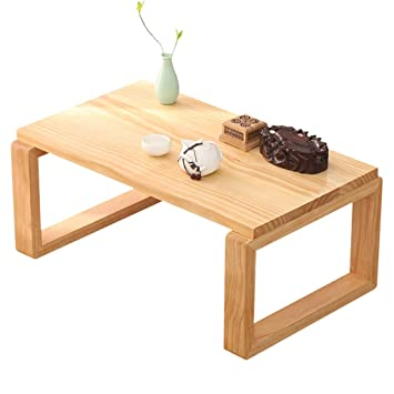SjYsXm-table Mesa de Comedor de Madera Mesa de café Simple Mesa de ...