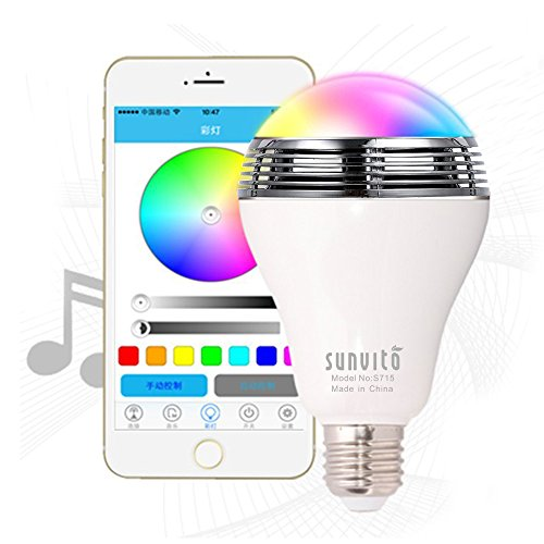 Wireless Bluetooth Playbulb Decoration Smartphone product image