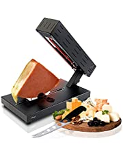 NUTRICHEF Electric Raclette Cheese Melter Machine