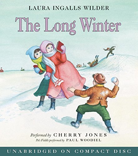 The Long Winter CD (Little House-the Laura Years) by Laura Ingalls Wilder - Winter Long