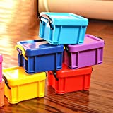 Finance Plan Mini Plastic Jewelry Necklace Box,Pill