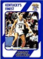 Kenny Walker Basketball Card (Kentucky Wildcats) 1989 Collegiate Collection #121