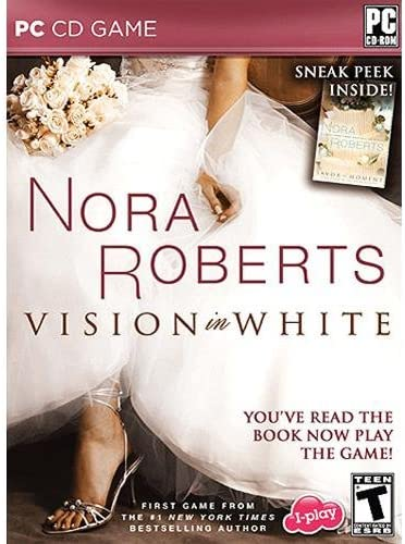 Nora Roberts Vision In White Book