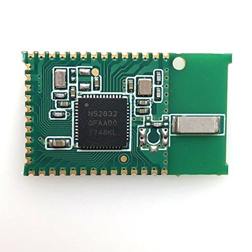BLE5.0 Wireless Data Transmission Bluetooth Module nRF52832 with Build-in ceramics antenna for Bluetooth printer/Sports /Smart home//Medical equipment by JINOU/OEM (Image #1)