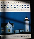 img - for Preserving New England by Jane Holtz Kay (1986-05-12) book / textbook / text book