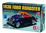 plastic model kits cars - Lindberg 1936 Ford Roadster 1/32 Scale Plastic Model Car Kit