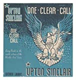 One clear call / by Upton Sinclair