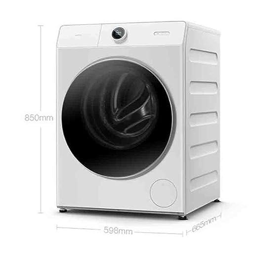 Lavadora 10 kg Pro Tambor secador automático for Lavar el Verbal ...