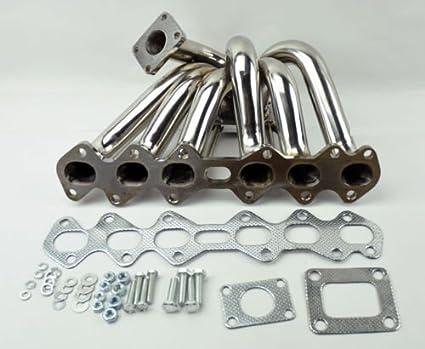 Toyota Supra & Soarer 93-98 2JZ-GTE Twin Turbo Manifold Exhaust Header