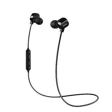 Mpow Auriculares Bluetooth inalámbrico Sport auriculares, actualizado con mayor comodidad, a prueba de sudor