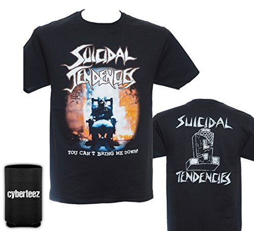 Suicidal Tendencies Anniversary T Shirt Coolie product image