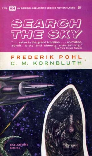 Search the Sky, Pohl, Frederik