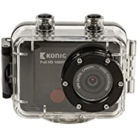 Konig Full HD action camera 1080p waterproof [CSAC300]