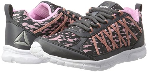 para Rose Running Mujer Speedlux Reebok 0 2 Grey Charming de Gp Zapatillas Pink Ash Gris Sandy q66Yf