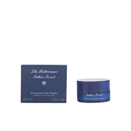 Acqua Di Parma Blu Mediterraneo Italian Resort Revitalizing Eye Cream, 15 ml 0.5 Ounce
