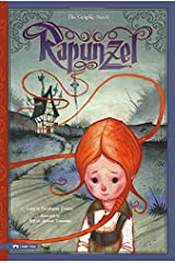 Rapunzel: The Graphic Novel (Graphic Spin) Paperback