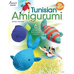Tunisian Amigurumi Toy Patterns