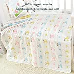 100-Organic-Muslin-Cotton-Baby-Toddler-Blanket-Premium-6-Layer-Lightweight-and-Breathable-Dream-BlanketStroller-Blanket48x60Inches