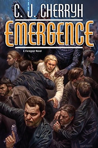 Emergence (Foreigner Book 19)