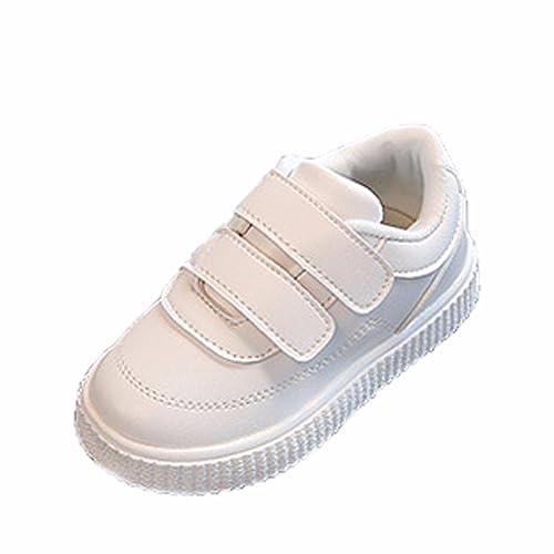 Zapatillas Bebé Niños K-youth Zapatos Bebe Niño Bautizo Zapatilla de Prewalker Recién Nacido Zapatilla