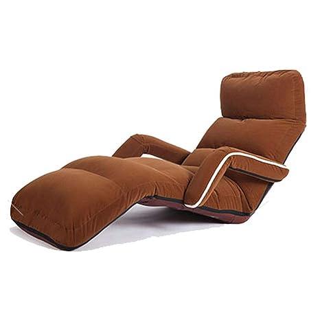 HHS Megan-FA Silla de sofá Plegable Inicio Ajustable ...