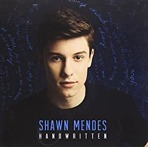 Shawn Mendes - Handwritten with Exclusive Cover Art and ...