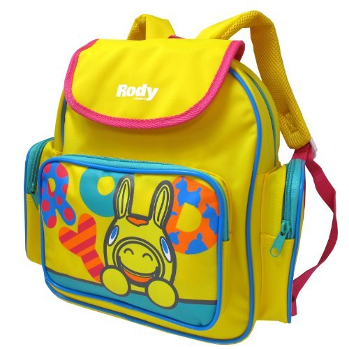 rody-roddy-3-pocket-kids-day-pack-rucksack-rd254ye-0-japan-import-by-lodi