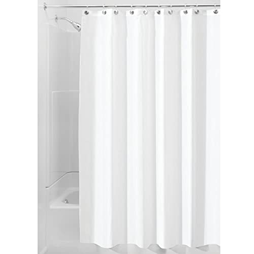 InterDesign Waterproof Mold And Mildew Resistant Fabric Shower Curtain 72 Inch By