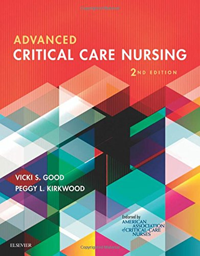Advanced Critical Care Nursing, 2e by Saunders