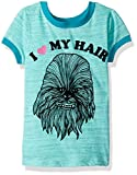 Star Wars Girls' Chewbacca T-Shirt