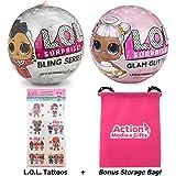 LOL Surprise Dolls Bundle Includes (1) New...