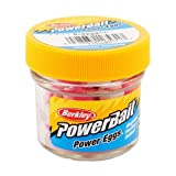 Berkley FEBG PowerBait Power Eggs Floating Magnum Bubble Gum, 1-Ounce Jar