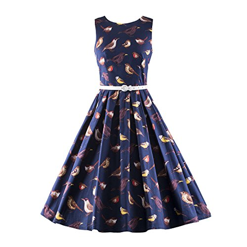 LUOUSE Vintage 1950s Inspired Rockabilly product image