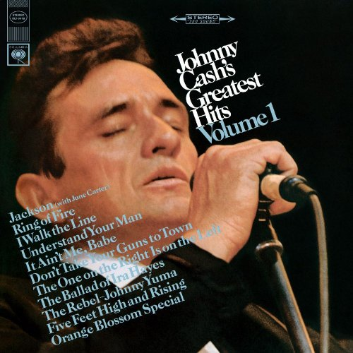 Johnny Cash's Greatest Hits Volume 1 by AudioPhileUSA