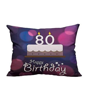 Amazon.com: YouXianHome - Funda de almohada para decoración ...