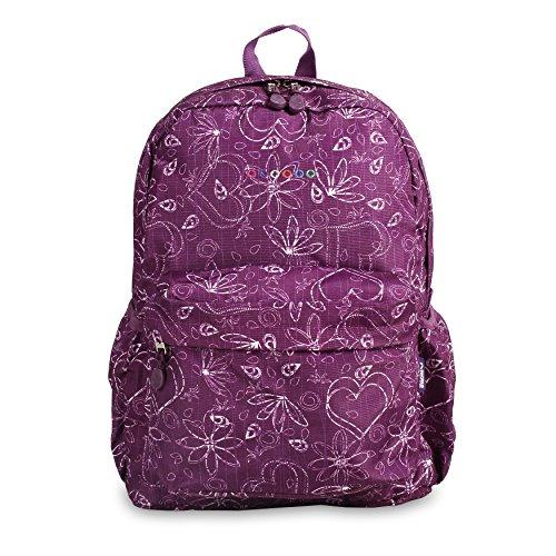 J World New York Oz Backpack, Love Purple by J World New York (Image #2)