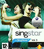 SINGSTAR VOLUME 3 PS3