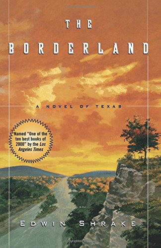 Download The Borderland: A Novel of Texas PDF