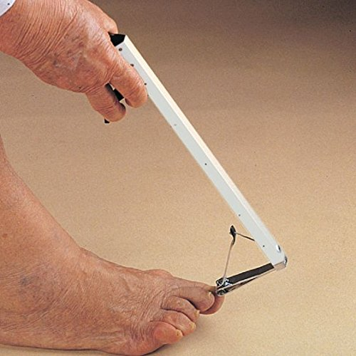 Long-Handle Toenail Clippers - Model 2075 by Rolyn Prest