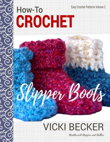 96e2d67d2dc1 Download How-To Crochet Slipper Boots (Easy Crochet Patterns) download pdf  or read id g8pcq8k