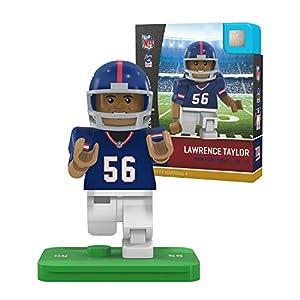 Lawrence Taylor Legends NFL OYO New York Giants Generation 4 G4 Mini Figure