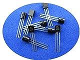 1000pcs DIP Transistor 2N2222, TO-92 NEW