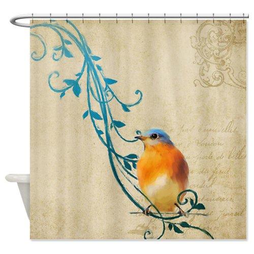 CafePress Vintage Bluebird