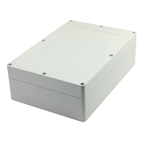 uxcell 380mmx260mmx105mm Power Cable Connector Case Junction Box  sc 1 st  Amazon.com & Amazon.com: uxcell 380mmx260mmx105mm Power Cable Connector Case ... Aboutintivar.Com