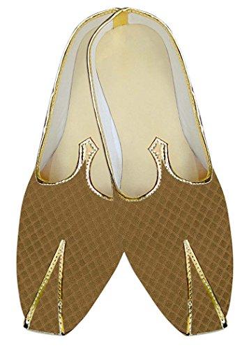 Mens Bronze Wedding Shoe HANDICRAFTS MJ015158
