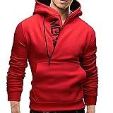 Clearance Sale ! Teresamoon Mens' Hooded Sweatshirt Jacket Coat Outwear