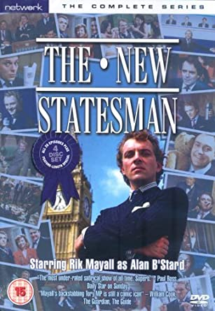 The New Statesman The Complete Series Dvd 1987 Amazonco